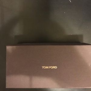 Tom Ford new box
